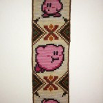 kirby cross stitch