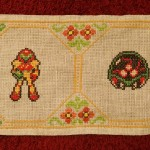 metroid cross stitch